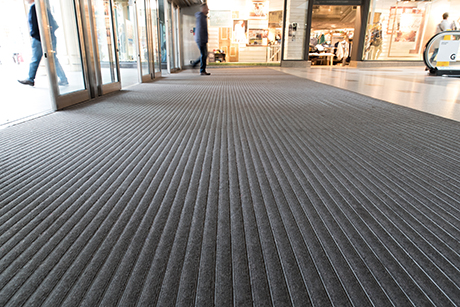 Pedisystems mats at LeVolcal, Le Havre France